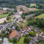 Luftaufnahme Stadtteil Hebborn
