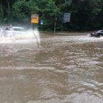 Unwetterschäden in Bergisch Gladbach